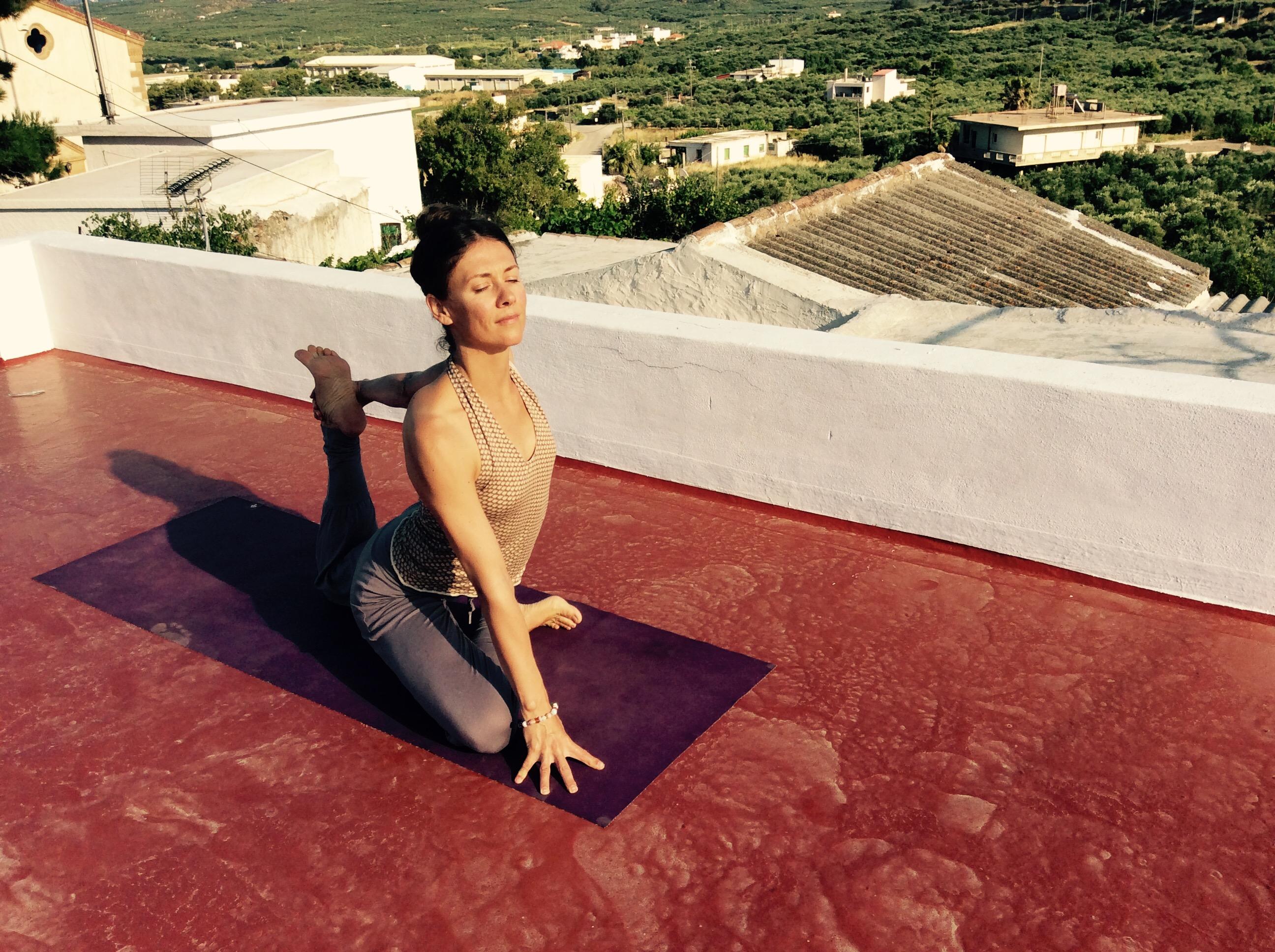Yoga und ich